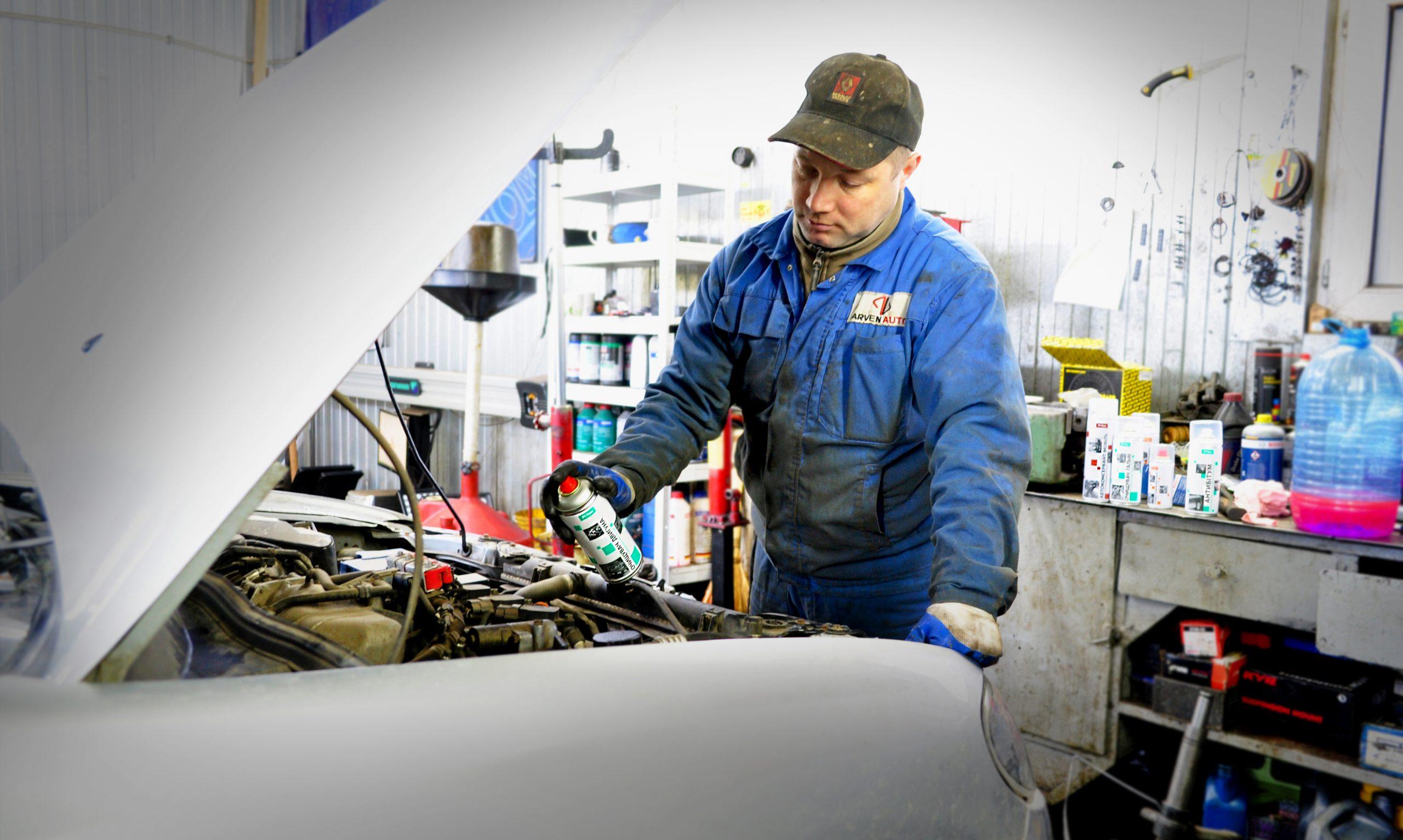 очиститель двигателя Piton